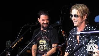 Duff McKagan & Shooter Jennings Live On The Subaru Live Stage With Jonesy