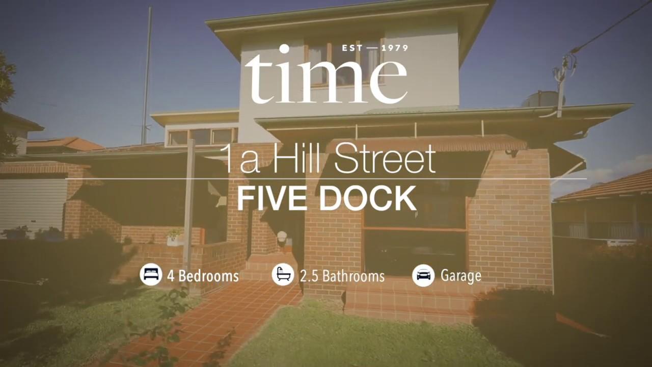 1A Hill Street, Five Dock NSW