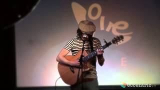 "JP Cooper Performs ""The Only Reason"" at Love Lounge"