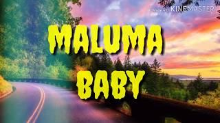 maluma shhh (calla)letra