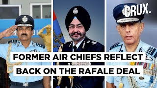 Defended Rafale Deal As I Did Not Want It to Go The Bofors Way, Says Former IAF Chief BS Dhanoa