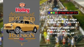 Holley Hot Rod Reunion - Saturday