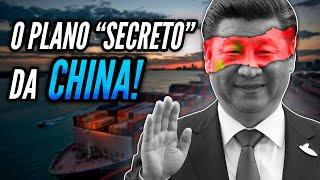 A China está Comprando o Brasil? O Segredo da China (e porque!)