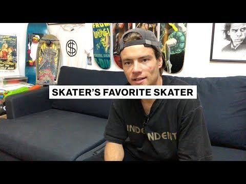 Skater's Favorite Skater: Chris Joslin