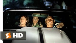 Cruising - Dazed and Confused (7/12) Movie CLIP (1993) HD