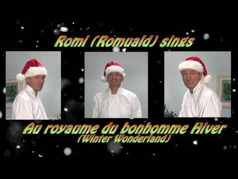 winter wonderland in French - Au royaume du bonhomme Hiver