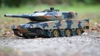 RC GERMAN LEOPARD II A5 KFOR EDITION, Panzer , RC Kettenfahrzeug