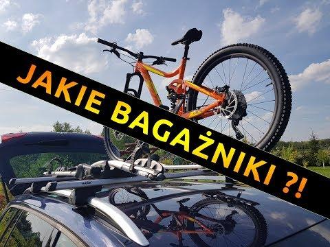 Jak wybrać i później zamontować bagażnik rowerowy? Nasz duet Thule Proride 591 + HAKR