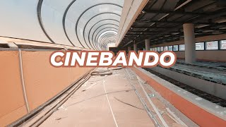 """#CINEBANDO - the ULTIMATE FPV EXPERIENCE - FF TANK + 5"""" PROTOTYPE 