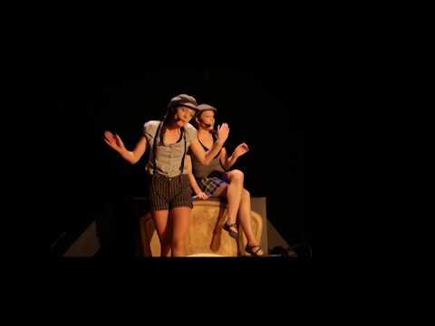 Audrey Janicot - comédie chant claquettes