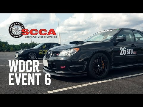 SCCA WDCR Event 6 - Fedex Field Stadium (8/19/18)