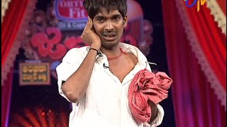 Jabardasth - జబర్దస్త్ - Dhana Dhan DhanRaj Performance On 25th June 2015