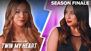 Twin My Heart Season 3 EP 12 - Who Won Nate Wyatt's Heart?! SEASON FINALE w/ The Merrell Twins