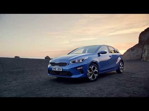 Kia Ceed SW Универсал класса C - рекламное видео 4