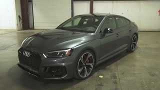 The Audi RS5 Sportback Is The COOLEST!!