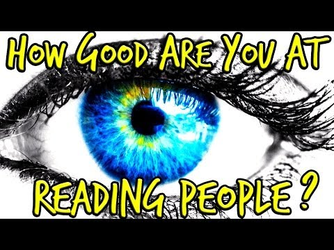 HOW GOOD ARE YOU AT READING PEOPLE? - Personality Test | Mister Test 🎶🎶🎶