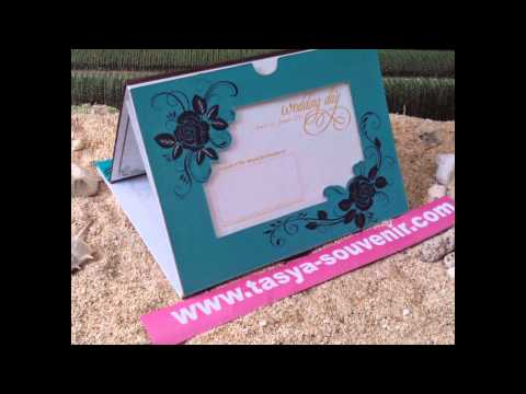 Video Contoh Undangan Pernikahan Unik | www.tasya-souvenir.com | HP. 0853 275 90000
