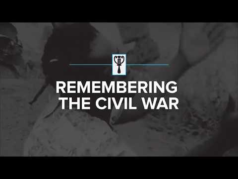 Remembering the Nigerian civil war