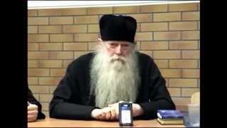 """Отец Иоаким Парр """"Как я стал Православным"""""""