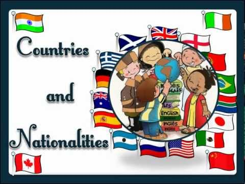 mp4 English Exercises Nationalities Countries, download English Exercises Nationalities Countries video klip English Exercises Nationalities Countries