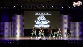 Boom Crack! Dance Company - Chicago, IL (Adult Division) @ #HHI2016 USA Prelims