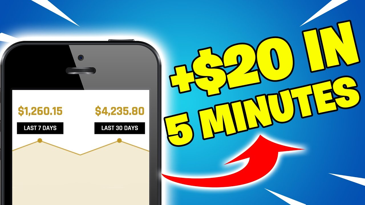Sites That PAY $20 MONEY EVERY 5 MINUTES! ** GENERATE INCOME ONLINE FREE OF CHARGE! ** thumbnail