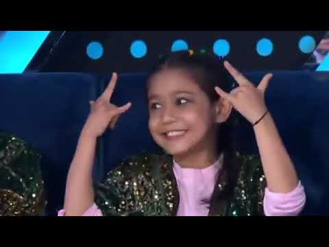 Florina Gogoi & Tushar Shetty Dance Performances  ( Haye Hukku Haye Hukku ) Super Dancer Chapter 4
