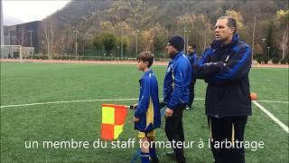 Championnat U13 11/11/2017 Tarascon-LAP / SPAM