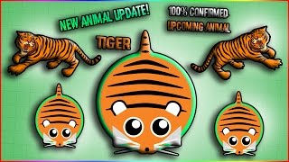 MOPEIO NEW ANIMAL TIGER CONFIRMED UPDATE NEW UPDATE INCOMING Mopeio