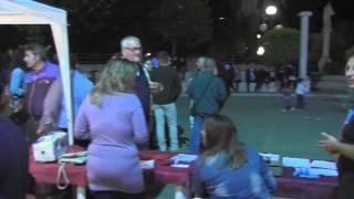 preview picture of video 'Aspettando San Martino con Zeppole e Vino - Bova Marina 2013'