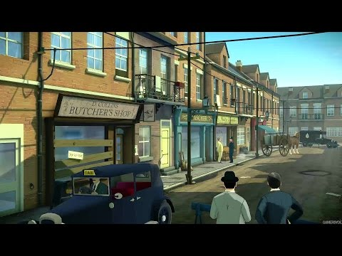 Видео № 1 из игры Agatha Christie: The ABC Murders [PS4]