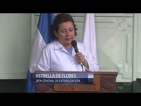 Hospital Nacional Rosales inaugura Central de Esterilización