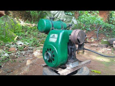 Kerosene Water Pump - Kerosene Motor Pump Latest Price