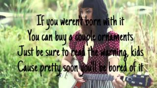 Melanie Martinez - Mrs. Potato head ( Lyric )
