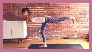 Full Body Flow - Intermediate Vinyasa Flow Yoga Workout {35 min}