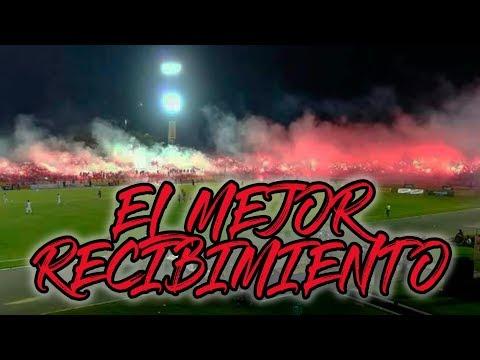"""""""FAS vrs Alianza. El mejor recibimiento en la historia de El Salvador"""" Barra: Turba Roja • Club: Deportivo FAS"""