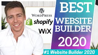 BEST Website Builder For Small Business (#1 Website Builder 2020)