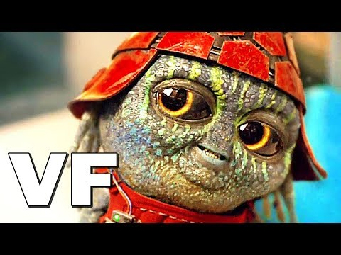 MEN IN BLACK 4 Bande Annonce VF (2019)