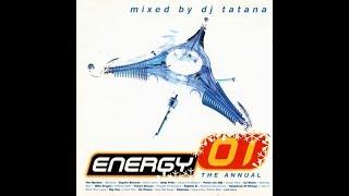 Energy 01 The Annual   Mixed By DJ Tatana