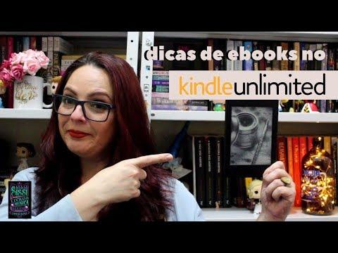 Cinco Livros Rapidos no Kindle Unlimited   Dicas da Sissi