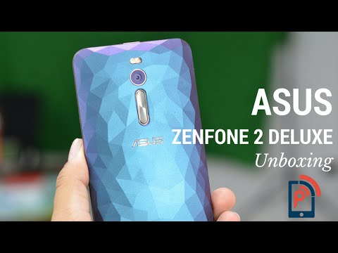Asus Zenfone 2 Deluxe Unboxing & Features