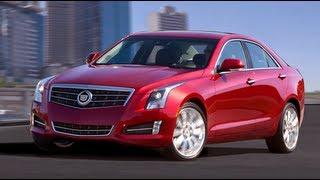 Cadillacs New ATS Video