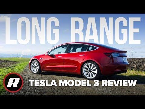 Tesla Model 3 Long Range Review: So close to perfect