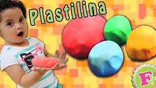 Haz La Mejor Plastilina Casera Tipo Play Doh Sin Estufa