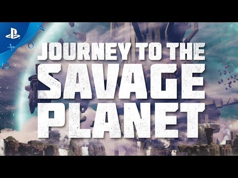 Trailer de Journey to the Savage Planet