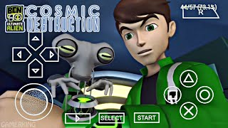 ben 10 ultimate alien cosmic destruction ds apk download