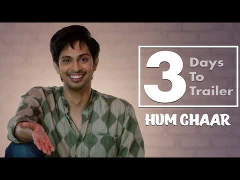 Tushar Pandey As Surjo - 3 Days to Hum Chaar Trailer