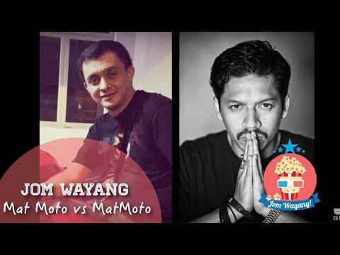 #JomWayang: Mat Moto Pekin Ibrahim vs MatMoto Ahmad Idham.