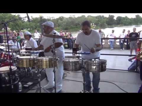 Joe Rendon & Friends  Latin Jazz Festival July,2013