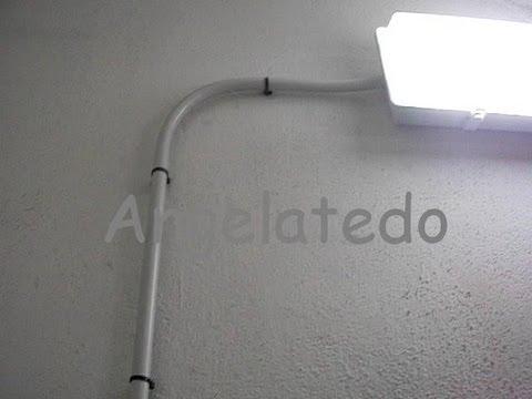 Instalación de tubo H  (1/5), Algunos materiales.